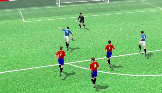 คลิปไฮไลท์ยูโร2012 สเปน 0-1 อิตาลี
