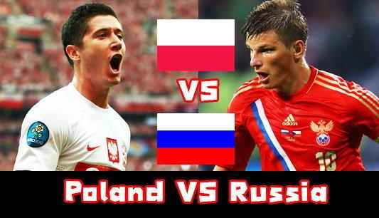 วิเคราะห์บอลยูโร 2012 กลุ่มเอ โปแลนด์ - รัสเซีย