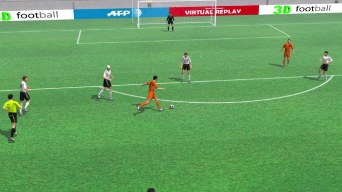 คลิปไฮไลท์ยูโร2012 3D เยอรมัน 2-1 ฮอลแลนด์