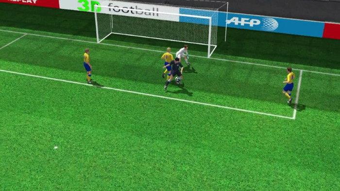 คลิปไฮไลท์ยูโร2012 3D อังกฤษ นำ สวีเดน3-2