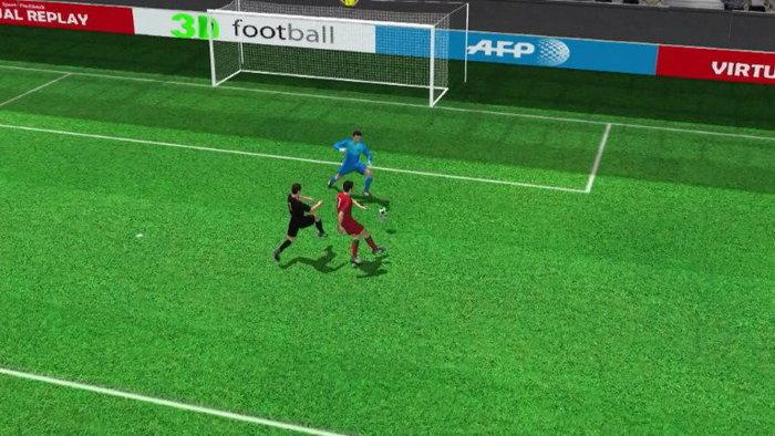 คลิป โปรตุเกส ตีเสมอ ฮอลแลนด์ 1-1
