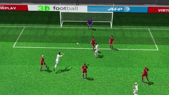 คลิปยูโร 2012 โปรตุเกส ชนะ เช็ก 1-0