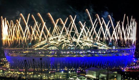อลังการงานสร้าง!โอลิมปิก2012เปิดฉากสุดยิ่งใหญ่