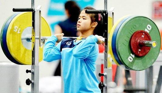 รอคอย...เหรียญแรกทัพกีฬาไทย