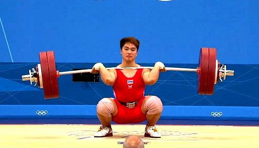 พิมศิริ ศิริแก้ว คว้าเหรียญเงินยกน้ำหนักหญิงโอลิมปิก