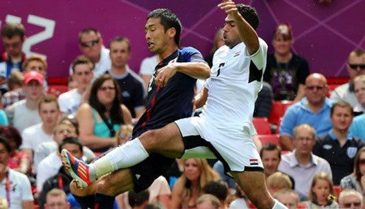 ญี่ปุ่นถล่มอียิปต์3:0เข้าตัดเชือกอลป.