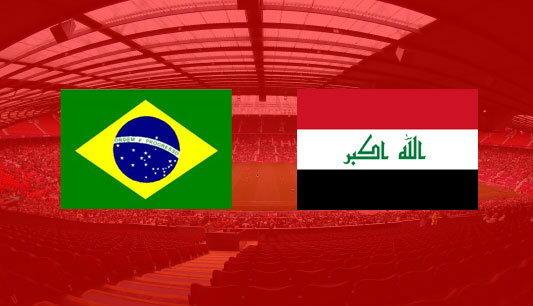 วิเคราะห์บอล : บราซิล - อิรัก