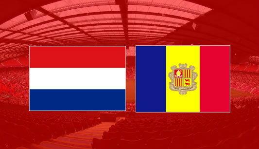 วิเคราะห์บอล : ฮอลแลนด์-อันดอร์รา