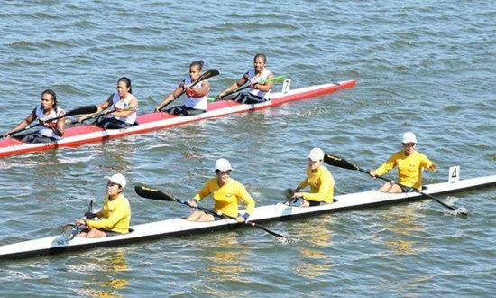 ทีมเรือไทยคว้า 1 ทอง 4 ทองแดง