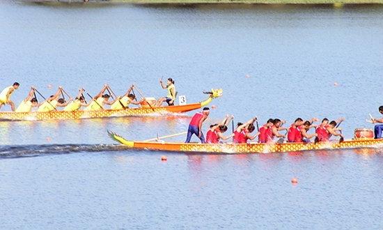 เรือประเพณีไทยยังไร้ทอง พม่ากวาดเพิ่มอีก3ทอง