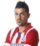 ดาวิด บีย่า ซานเชซ (La liga 2013-2014)