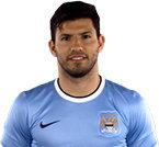 """เซร์คิโอ """"กุน"""" อเกวโร่ (Premier League 2013-2014)"""