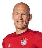 อาร์เยน ร็อบเบน (Bundesliga 2013-2014)