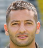 Rachid Bourabia (Belgian Jupiler League 2013-2014)