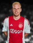 Davy Klaassen (holland eredivisie 2013-2014)
