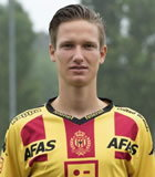 Glenn Claes (Belgian Jupiler League 2014-2015)