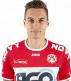 Zarko Tomasevic (Belgian Jupiler League 2014-2015)