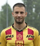 Milos Kosanovic (Belgian Jupiler League 2014-2015)