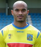 Frederic Gounongbe (Belgian Jupiler League 2014-2015)