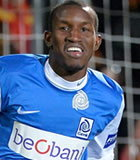 Sekou Cisse (Belgian Jupiler League 2014-2015)