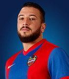 Nabil Ghilas (La liga 2014-2015)