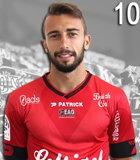 Nicolas Benezet (Ligue 1 2015-2016)