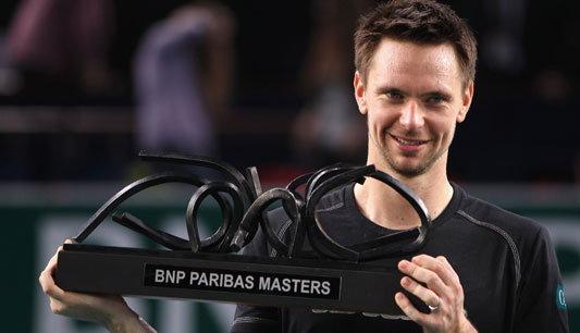 โซเดอร์ลิงค์แชมป์เทนนิสBNPปาริสบาสมาสเตอร์