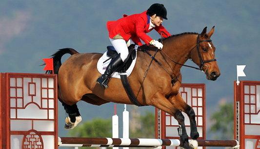 ทีมขี่ม้าไทยซิวเงินจัมปิง-สนุ๊กเกอร์ทองแดง