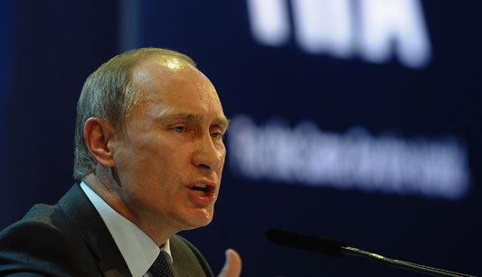 ปูติน โต้สื่ออังกฤษ ยันรัสเซียชนะใสสะอาด