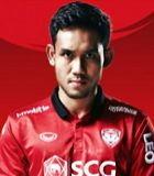 ธีรศิลป์ แดงดา (Thailand Premier League 2017)