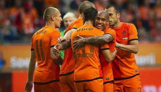 ฮอลแลนด์โหดถล่มไอร์แลนด์เหนือ6:0