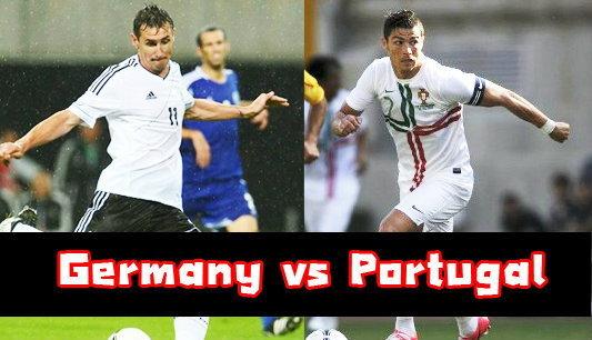 วิเคราะห์บอลยูโร 2012 เยอรมนี - โปรตุเกส