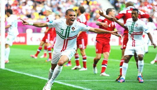 วาเลร่าซัดชัย! โปรตุเกส เฉือน เดนมาร์ก สุดมันส์ 3-2