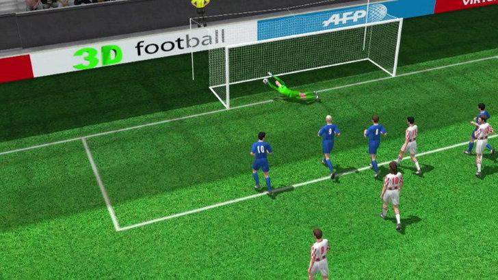 คลิปไฮไลท์ยูโร2012 3D อิตาลี นำ โครเอเชีย 1-0