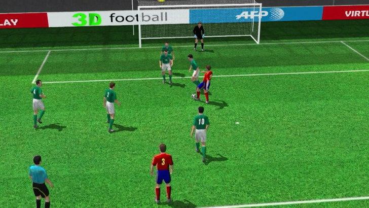 คลิปไฮไลท์ยูโร2012 3D สเปน นำ ไอร์แลนด์ 2-0