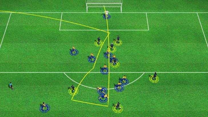 คลิปไฮไลท์ยูโร2012 3D อังกฤษ ตีเสมอ สวีเดน นำ 2-2