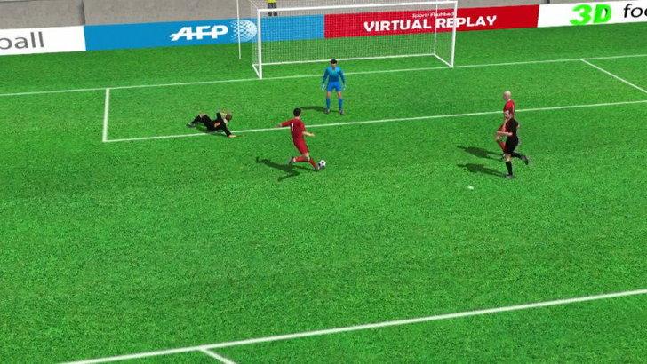 คลิป โปรตุเกส นำ ฮอลแลนด์ 2-1