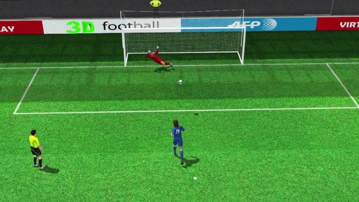 คลิป อิตาลี ชนะจุดโทษ อังกฤษ 4-2 (2-2)