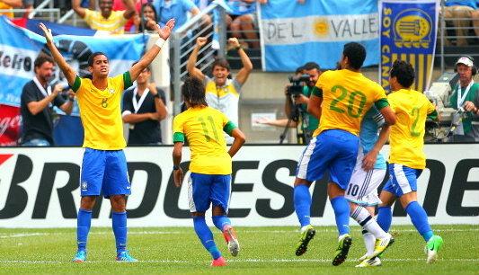 แข้งบราซิลหนีหมู่บ้านนักกีฬาหลังโดนรุม