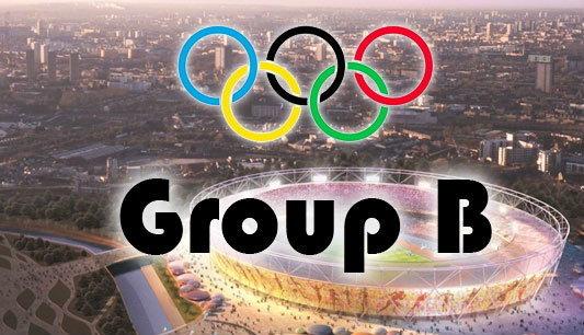 วิเคราะห์ฟุตบอลโอลิมปิก เกมส์ 2012 กลุ่มบี