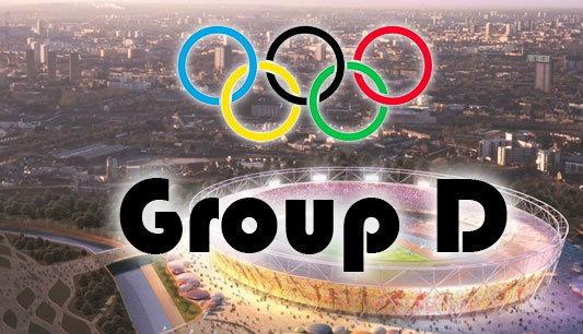 วิเคราะห์ฟุตบอลโอลิมปิก เกมส์ 2012 กลุ่มดี