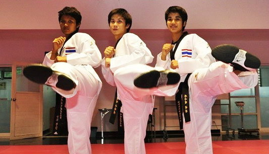 3 จอมเตะไทยบุกลอนดอนมั่นใจมีสิทธิ์ซิวเหรียญทุกคน