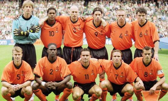 10 อันดับทีมแห้วฟุตบอลโลก