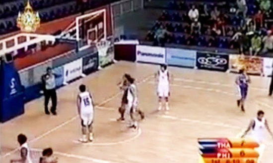 คลิปซีเกมส์ บาสเกตบอลหญิงทีมชาติไทย - ฟิลิปปินส์