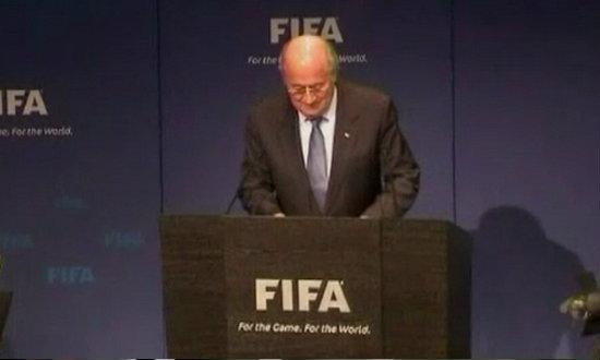 """ฟีฟ่าเร่งปราบปราม """"ล้มบอล"""" ทั่วโลก"""