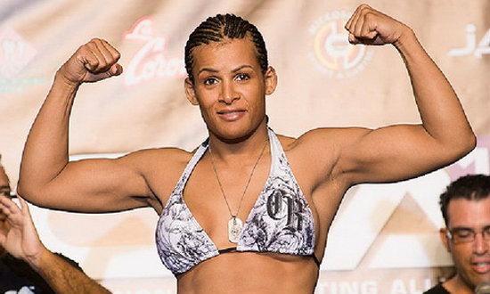 อึ้ง สาวนักสู้ผสม กีฬาฮิตในสหรัฐฯโดนแฉเป็นชายแปลงเพศมาแข่ง+คลิป