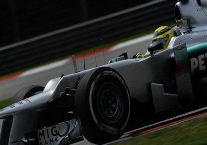 รอสเบิร์ก นำม้วนเดียว ซิวแชมป์ F1 โมนาโก