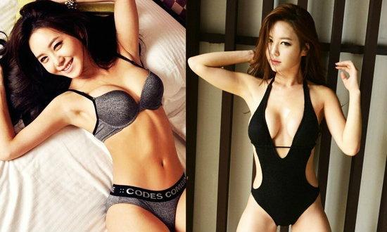 ร้อนฉ่าไปกับ คัง เยบิน นางแบบเกาหลีสุดเซ็กซี่