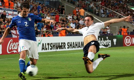 อิตาลีเฉือนอังกฤษ1 - 0 ศึกยูโรยู21+คลิป