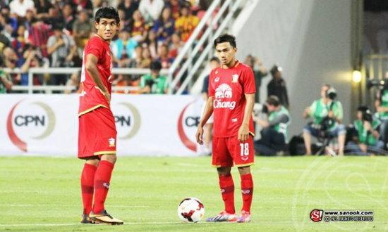ทีมชาติไทย(ซีเกมส์) 10-1